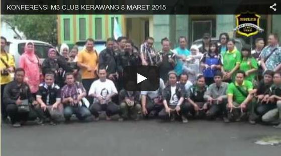 Video Konferensi MMM Mavrodi Indonesia M3 Club Kerawang Tanggal 8 Maret 2015