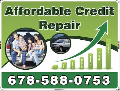 Restoring credit affordably