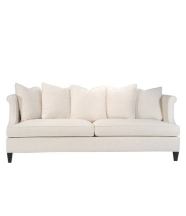 Charmant Martha Stewartu0027s Eaton Sofa, $1,000, For The Traditionalists.