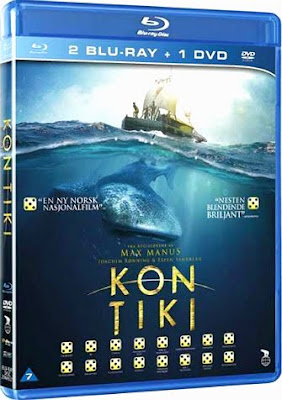 Filme Poster Kon-Tiki BDRip XviD & RMVB Legendado