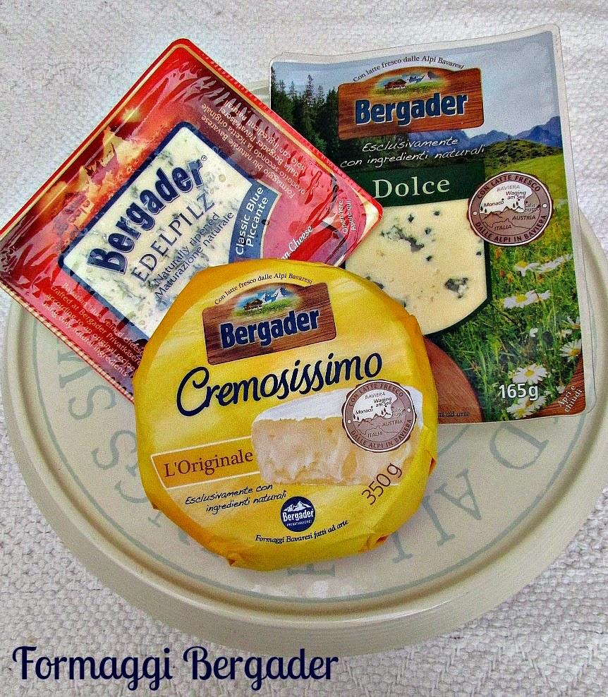 bergader: ottimi formaggi bavaresi