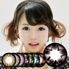 2013 New Color Contact Lenses (Click on the image)
