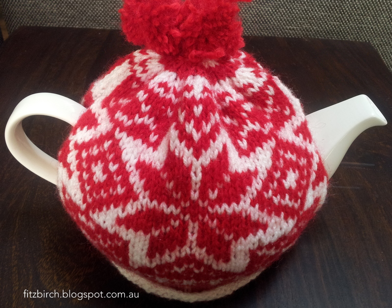 Fitzbirch Crafts Nordic Tea Cosy