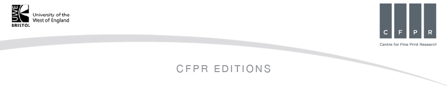 CFPR EDITIONS