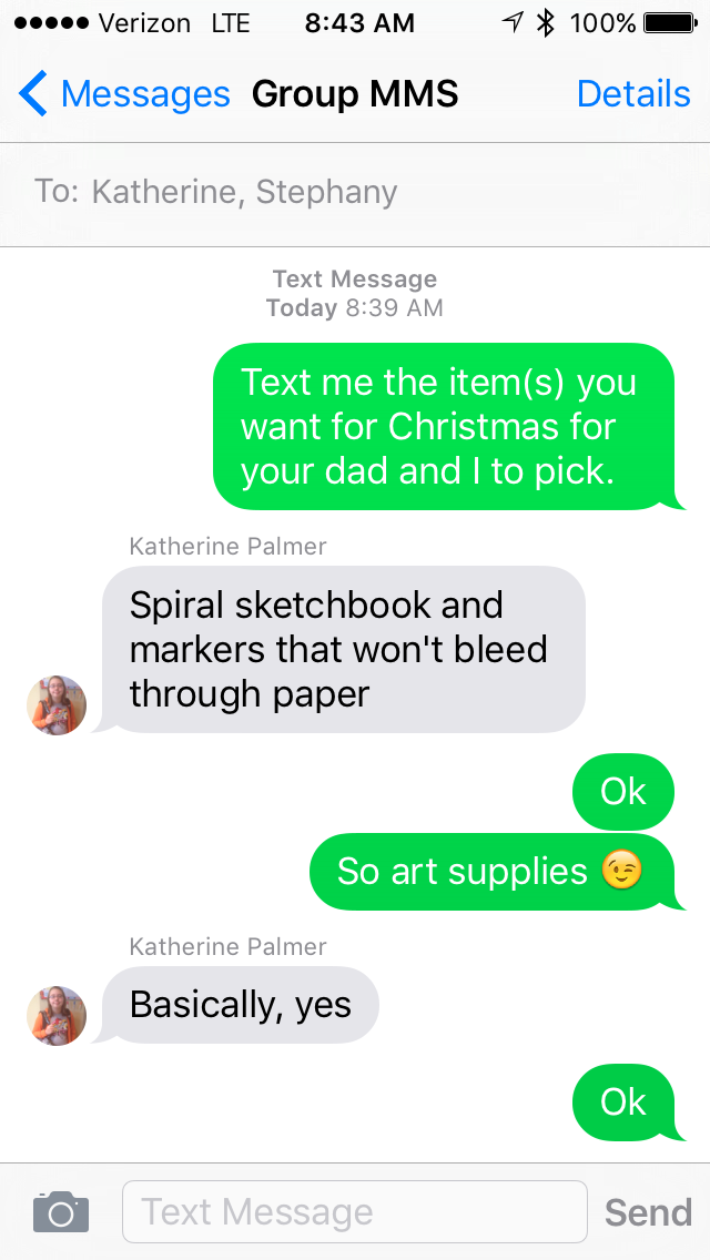 I Need My Carrots: Christmas shopping great or psychotic breakdown