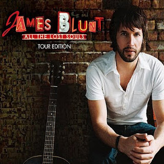 James Blunt All the Lost Souls Tour Edition CD Capa