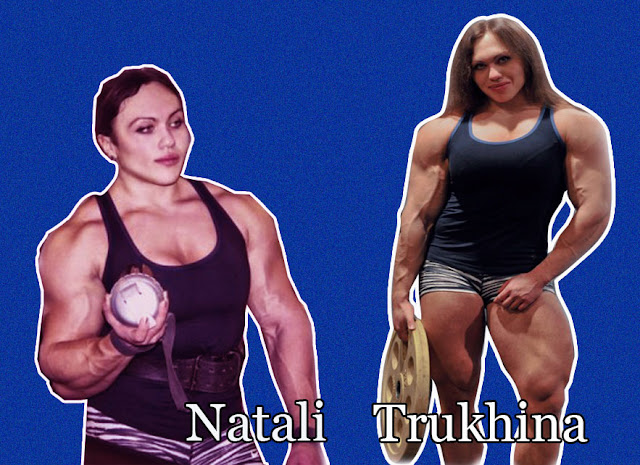 Ini Dia, Natalia Trukhina Perempuan Terkekar Didunia