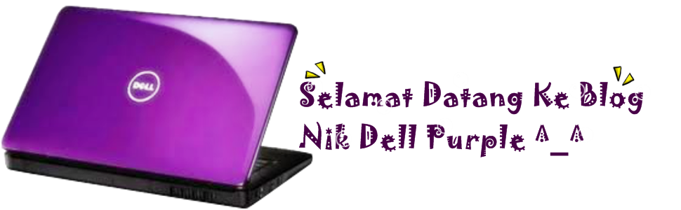Nik Dell Purple