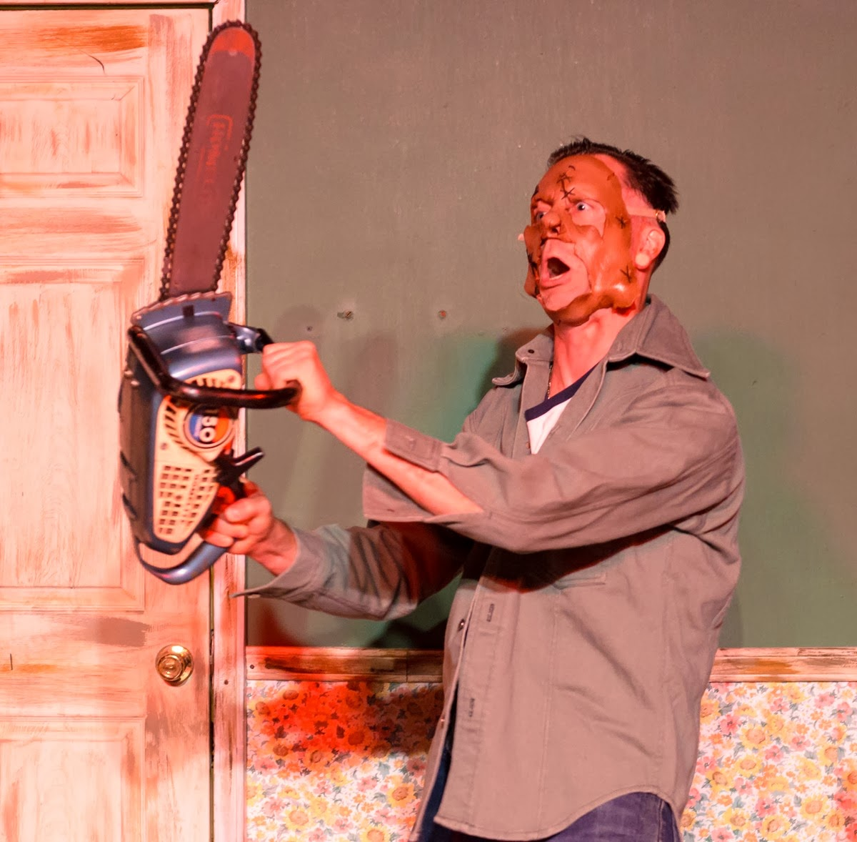 Funny farcical musical blood bath at blank for What is farcical used for