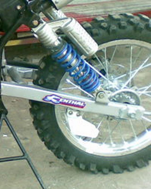 Lengan Ayun Kawasaki Kaze Pas Buat Grasstrack title=