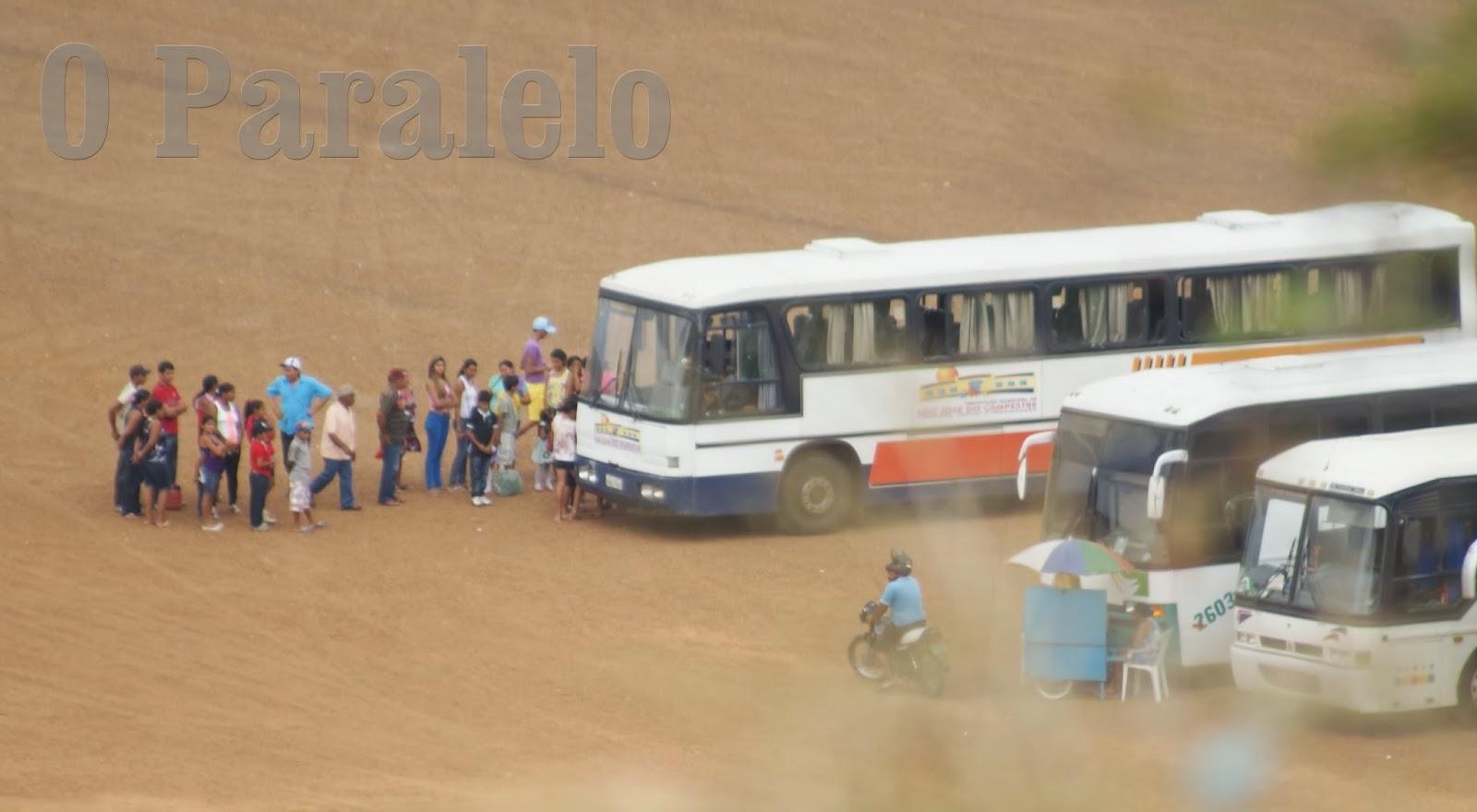 Do Onibus Do Municipio De Sao Jose Do Campestre Foi Feito Na Manha De
