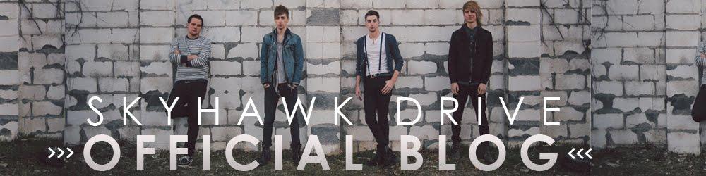 SKYHAWK DRIVE Official Blog