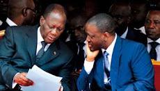 Côte d'Ivoire : Ouattara et Soro, partenaires particuliers