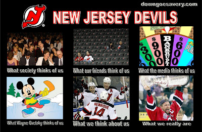 """Who Are We?"" - NJ Devils edition"