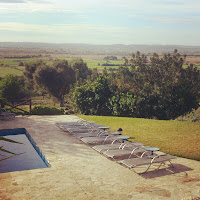 Las vistas de Son Siurana © No sólo comen y duermen
