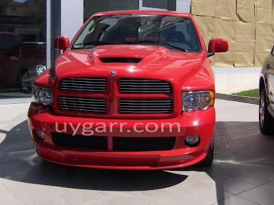 Car of the Day # 5 Dodge RAM SRT 10