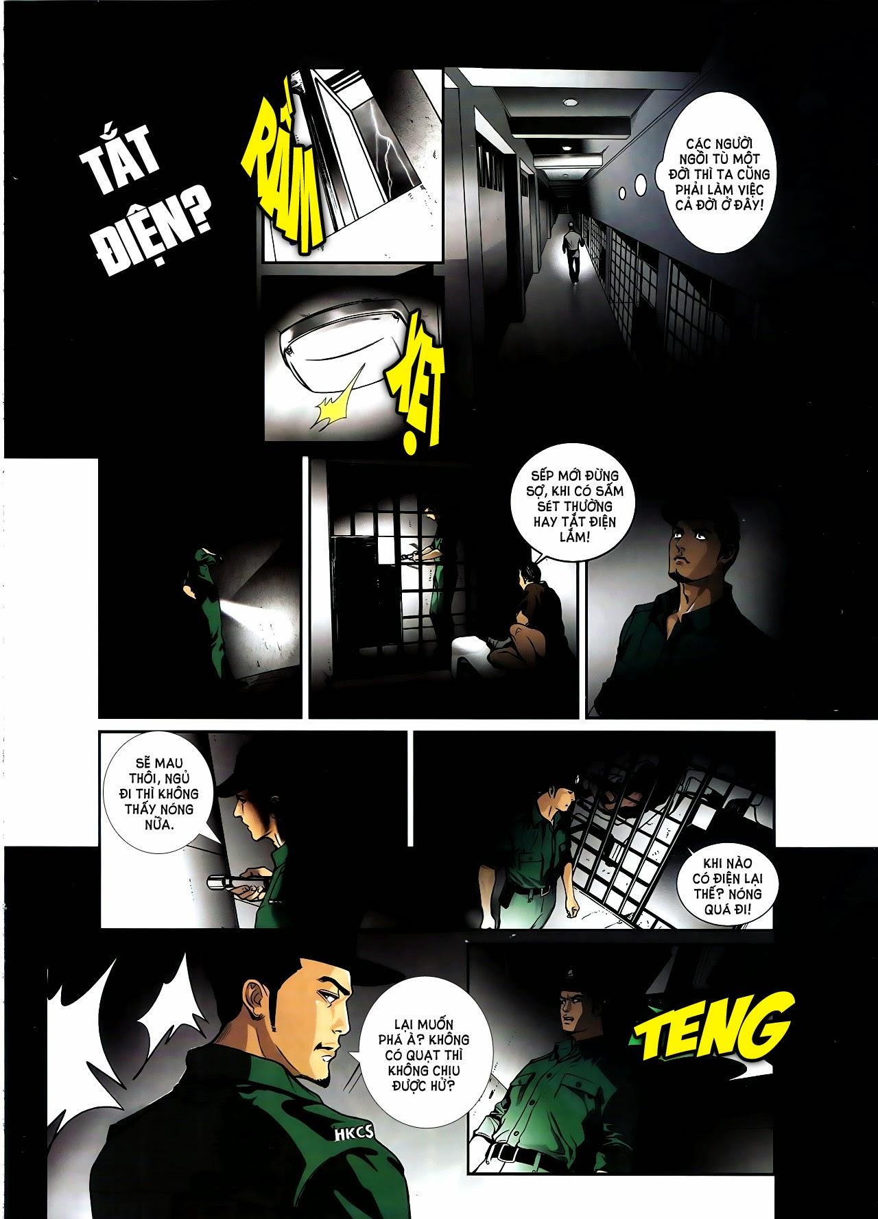 Truyện đọc lúc 0h Comicvn