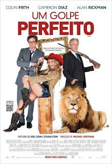 """Poster do filme """"Um Golpe Perfeito"""""""