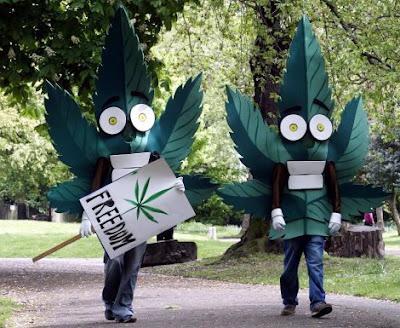 大麻解放運動