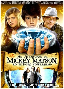 As Aventuras De Mickey Matson e o Tesouro Torrent Dual Audio