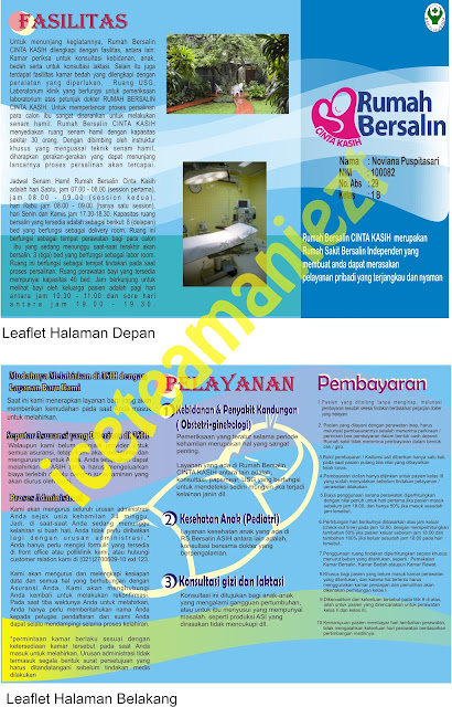 leaflet corel draw by iceteamaniezt