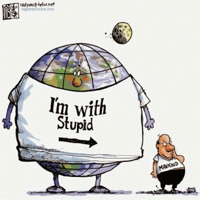 I'm with Stupid -> Mankind (Credit: www.facebook.com/iheartcomsci) Click to Enlarge.