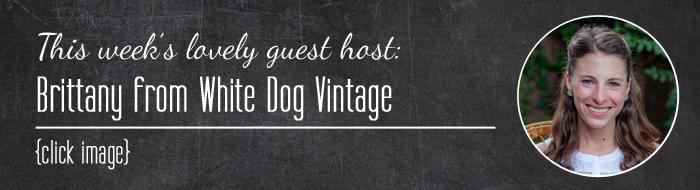 #thriftscorethursday Brittany's treasures from White Dog Vintage