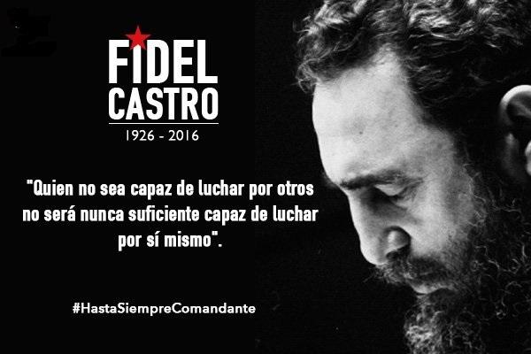 """Especial: """"El Líder de la Revolución Cubana"""" (Hacer click)"""