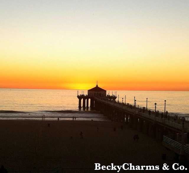 sunset, manhattan, beach, photography, photo, art, artist, artwork