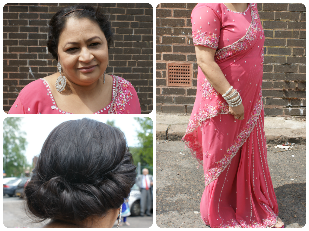 my outfit as a wedding guest mother the desi dossier