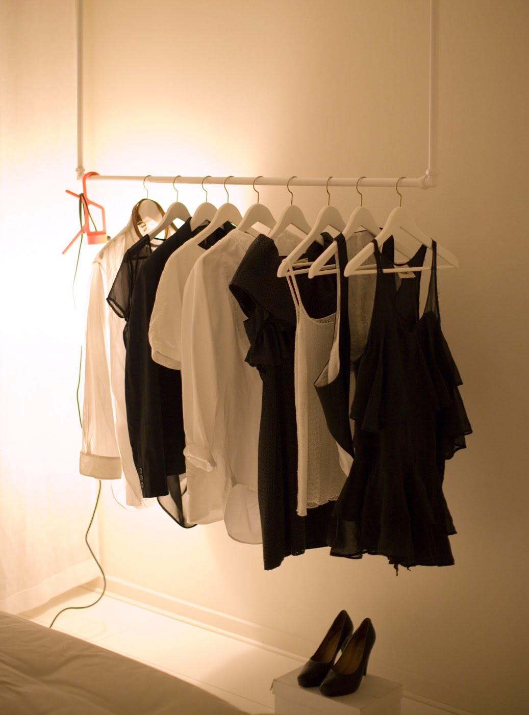Diy Clothing Racks Luxury Lifestyle Design