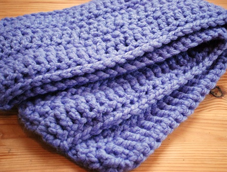 Basic Beginner Crochet Patterns : Gallery For > How To Crochet A Scarf Step By Step For ...