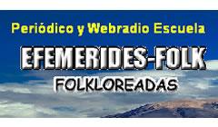 Radio Folkloreadas - Efemerides Folk