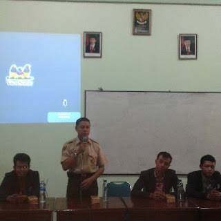Pelantikan KPUM UNISNU Jepara Periode 2015-2016