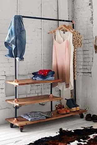 No-closet storage solutions