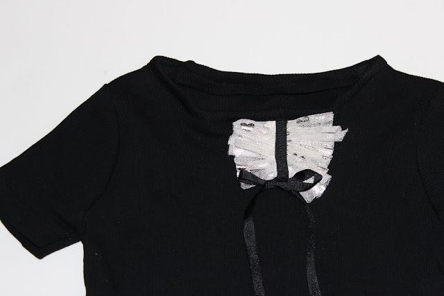 tshirt neck binding tutorial