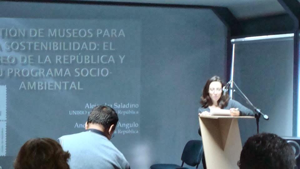 Dra. Alejandra Saladino. Brasil.