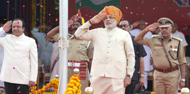 happy-69th-independence-day-modi-photo