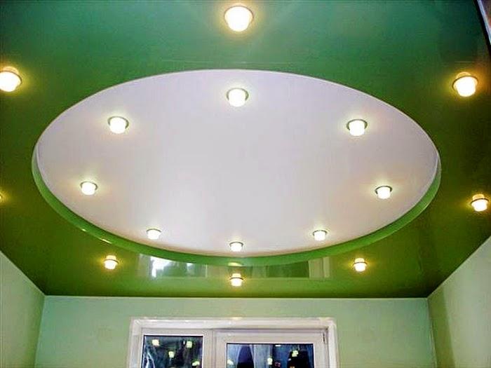 Faux plafond luxueux