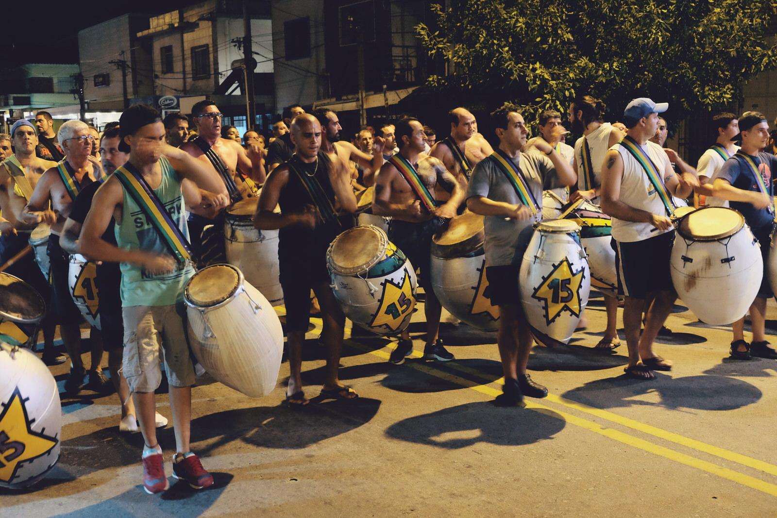 Carnaval no Uruguai