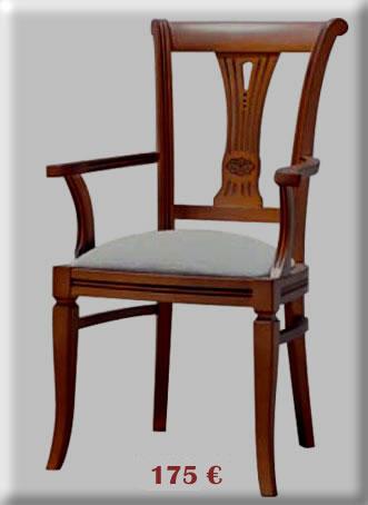 Boisseries muebles a medida fabritecma - Sillas y sillones clasicos ...