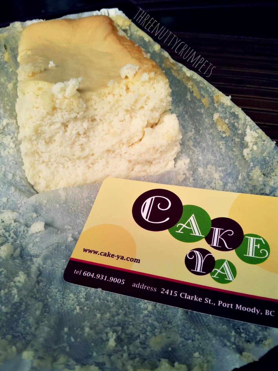 Cake Port Moody