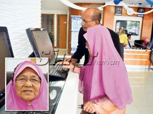 Tok Wan 82 tahun masuk Universiti