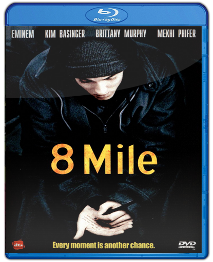 8 mile calle de ilusiones 2002 1080p latino 8 Mile: Calle de ilusiones (2002) 1080p Latino