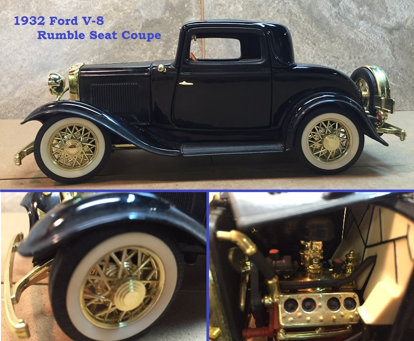 1932 Ford Coupe ~