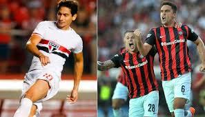 San Lorenzo vs Sao Paulo, Copa Libertadores