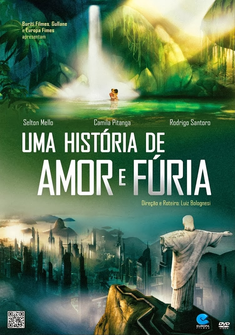 Uma História de Amor e Fúria – Nacional (2013)