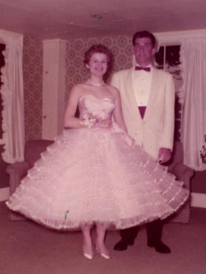 Betsey\'s Prom Dress!