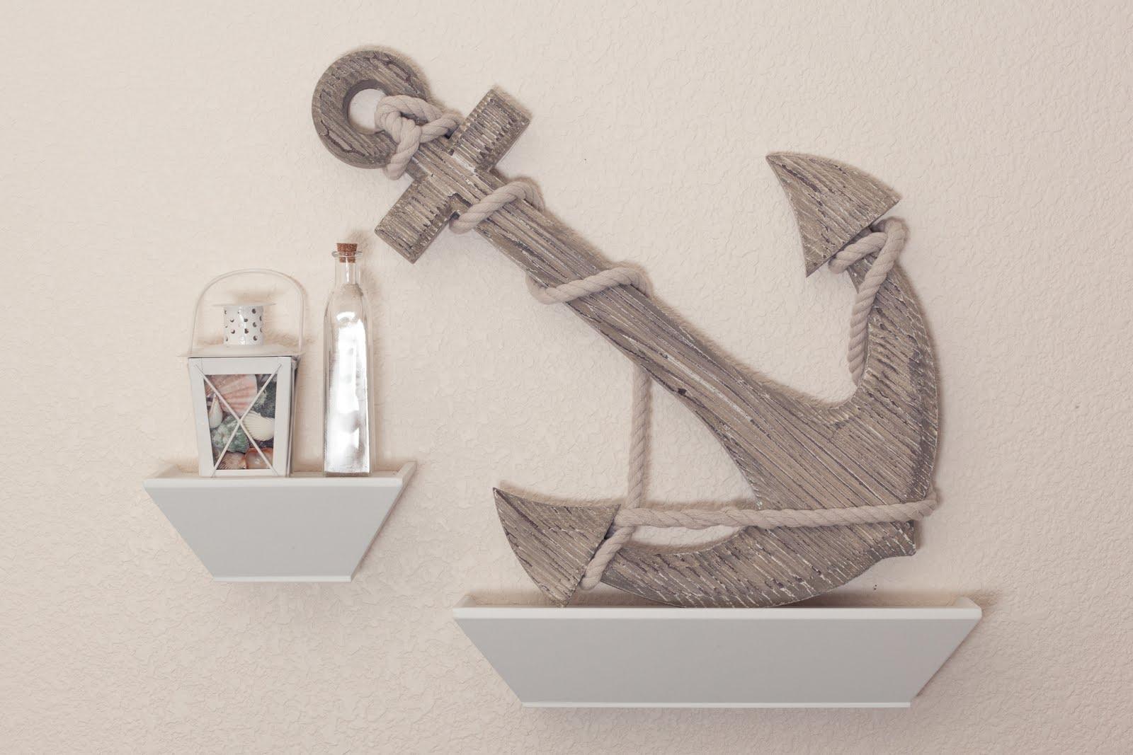 Морские аксессуары для интерьера своими руками