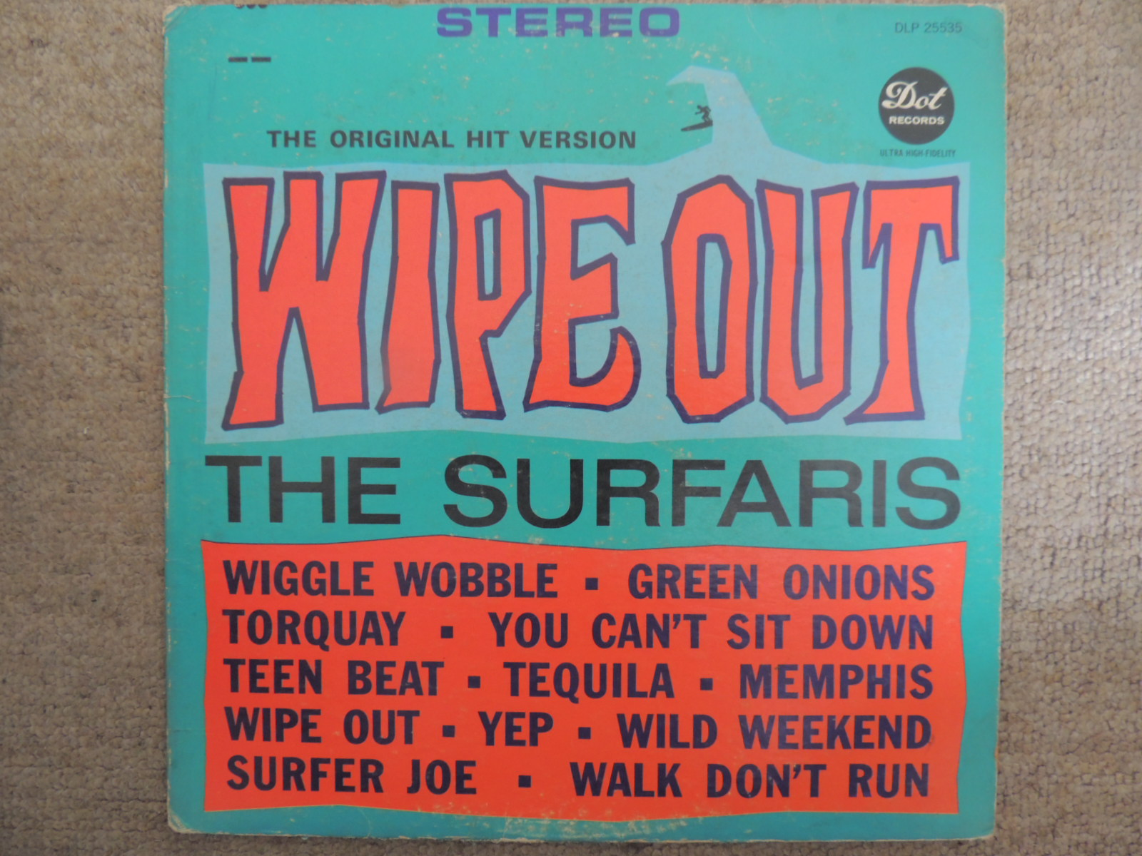 The Vinyl Word Surfing Records